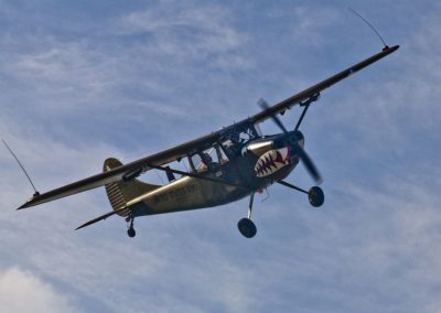 Cessna O-1E Bird Dog